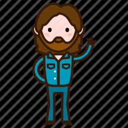 beatles, george, george harrison, music, people, the, the beatles icon