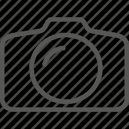 camera, dslr, foto, image, photo, photograph, picture icon