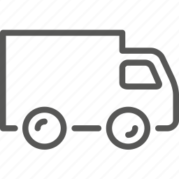cargo, delivery, logistics, lory, transport, transportation, truck icon