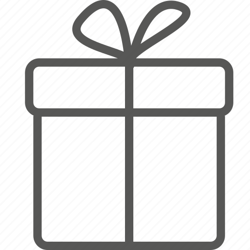 box, christmas, gift, present, surprise icon