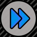 color, controls, essentials, forward, the, ultra, user icon