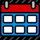 calendar, color, controls, essentials, ultra, user