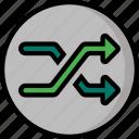 color, controls, essentials, shuffle, ultra, user