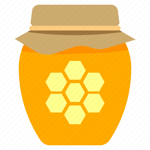 health, honey, jar, sweet icon