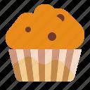 muffin, cake, cupcake, dessert