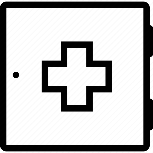 Chest, help, medical, medical help, medicine, medicine chest icon - Download on Iconfinder