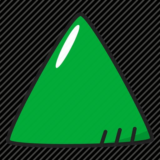 alliance, delta, polygon, pyramid, triangle, trigon icon