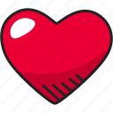 care, day, health, heart, love, valentine icon