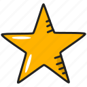 award, bookmark, favorite, star icon