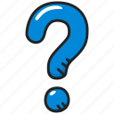 help, question, support icon