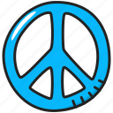 hippie, hippies, peace icon