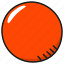 ball, circle, round, sphere icon