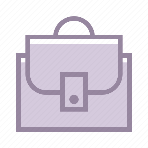 bag, briefcase, job, office, office bag, work icon