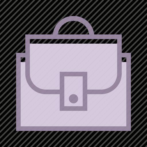 Bag, briefcase, job, office, office bag, work icon - Download on Iconfinder