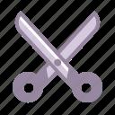 equipment, office, scissor, tool, work