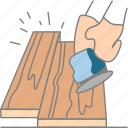 icon; parquet; symbol; vector; design; material; line; wood; construction; flooring; set; abstract;, parquet icon