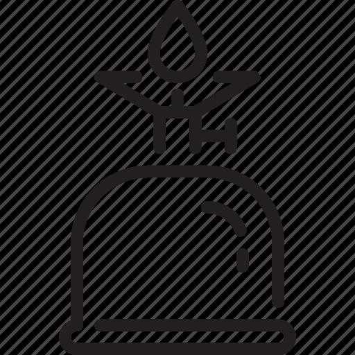 gas, gas stove, stove, volatile icon