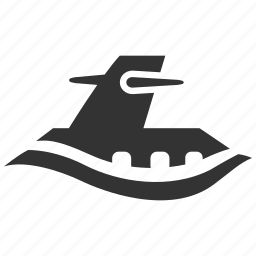 army, marine, military, ship, submarine, war, weapon icon