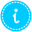 assistance, curiosity, info, information, location, navigation, refuge icon