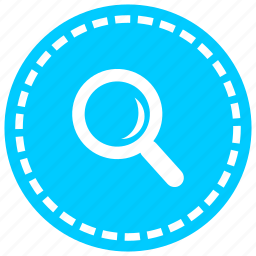 engine, enlarge, find, magnifier, research, search, zoom out icon