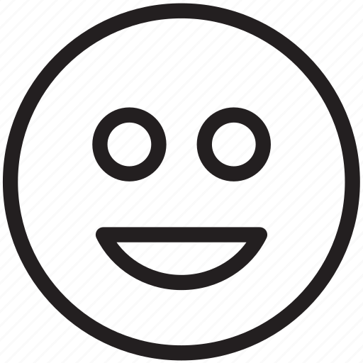 emoticon, emoticons, emotion, face, happy, smile, smiley icon