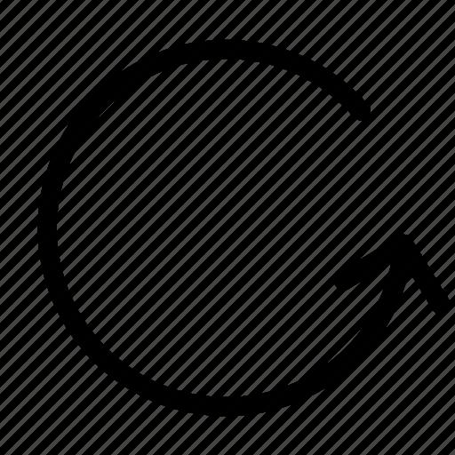 arrows, back, direction, revert, rotate, undo icon