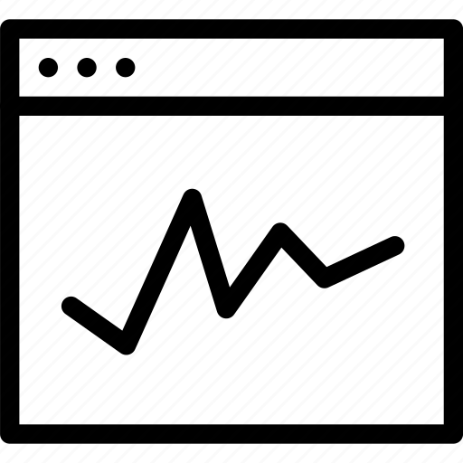 analytics, business, chart, finance, graph, report, statistics icon