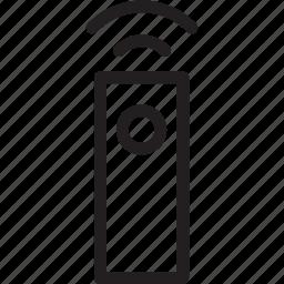 control, ir, remote icon