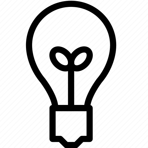 bulb, energy, idea, lamp, light icon