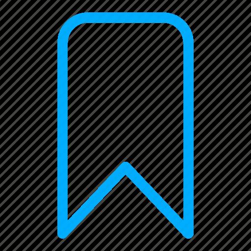 award, badge, blue, label, tag icon