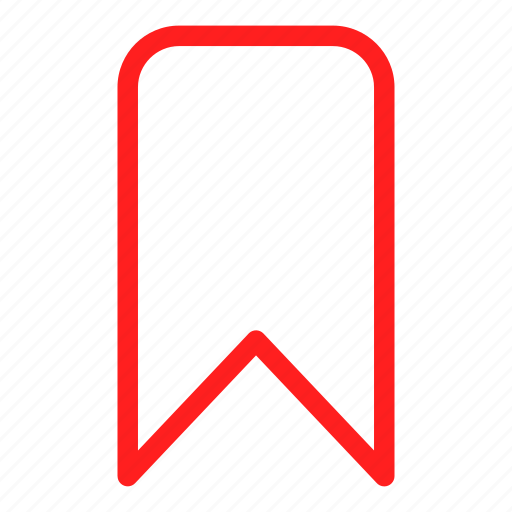 award, badge, label, red, tag icon
