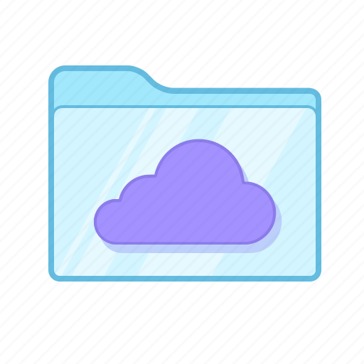 cloud, data, document, file, folder, storage icon