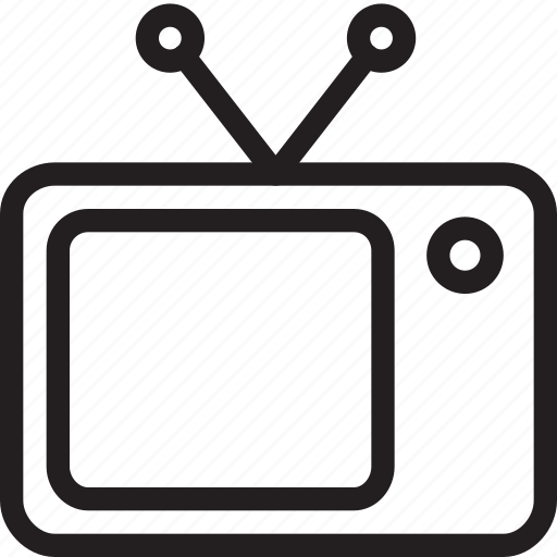 player, screen, television, tv, video, youtube icon