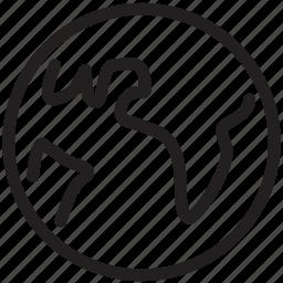 earth, global, international, internet, language, public, world icon