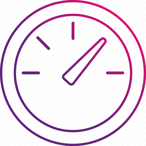 dashboard, meter, speed, speedometer icon