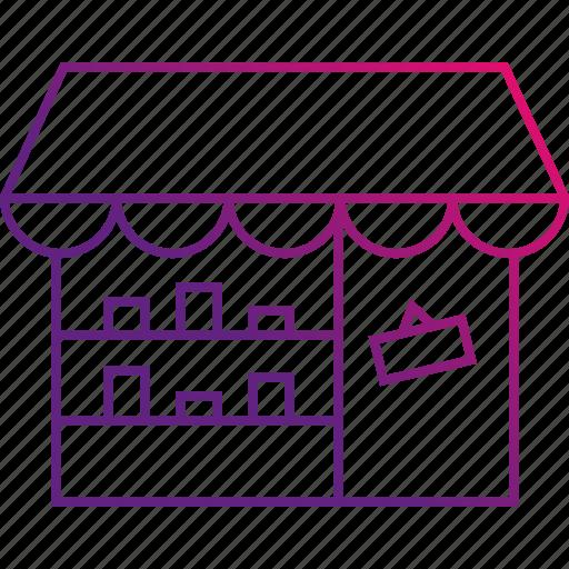 Ecommerce, market, online, shop, store icon - Download on Iconfinder