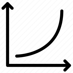 2d, coordinate, curve, geometry, grid, math, mathematics icon