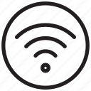 connection, hotspot, internet, network, wifi, wireless, wlan icon