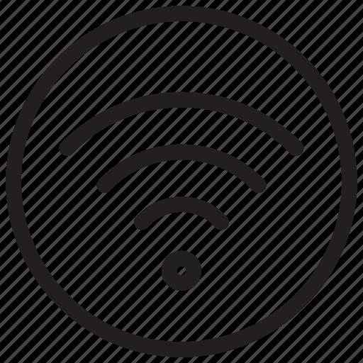 connection, hotspot, internet, network, wifi, wireless, wlan icon