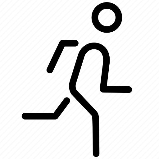 exercise, fitness, health, running, sport, sports, training icon