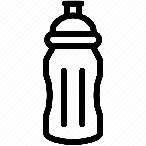 drink, exercise, hydration, sports, training, water icon