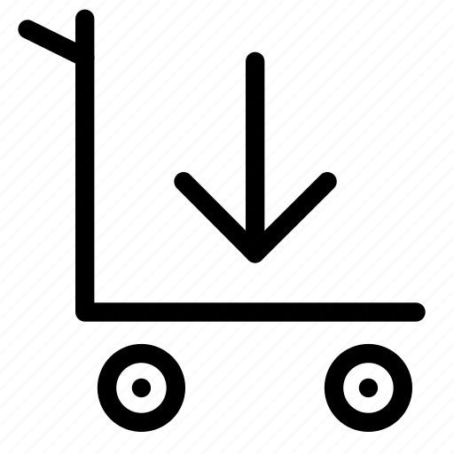 Box, cart, delivery, shipping, ecommerce, shop icon - Download on Iconfinder