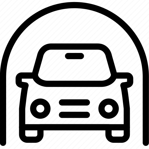 car, garage, service, vehicle icon