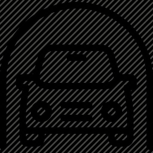 Car, garage, service, vehicle icon - Download on Iconfinder