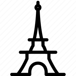 eiffel, engage, france, love, paris, romantic, tower icon