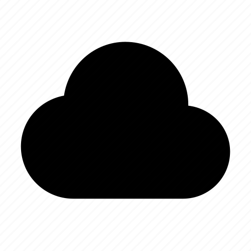 cloud, connected, internet, server, storage icon