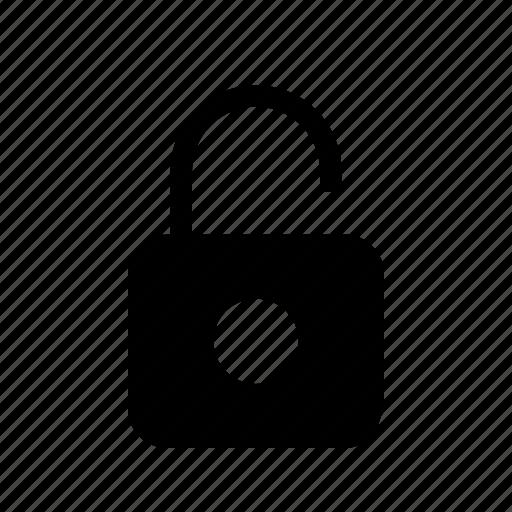 key, lock, password, security, unlocked icon