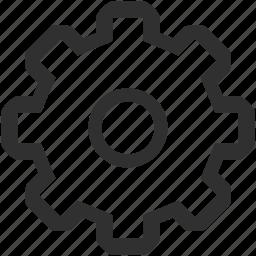gear, option, service icon