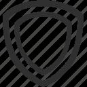 virus, shield