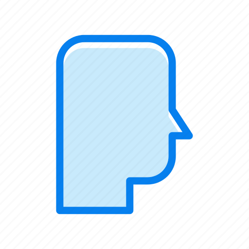 head, thinking icon
